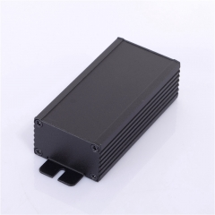 46.2*29.6-L customized extruded aluminium enclosures pcb case for electronics